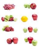 изолированные плодоовощи Стоковое Фото