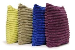 изолированные подушки текстурировали Стоковая Фотография RF