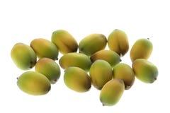 изолированные семена лотоса Стоковое Изображение