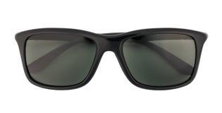 изолированные солнечные очки белые Стоковая Фотография