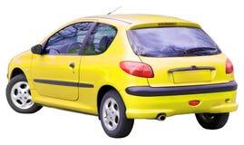 изолированный автомобиль Стоковое Изображение RF