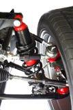 изолированный агрегатом подвес удара Стоковые Фотографии RF