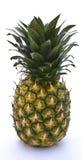 изолированный ананас одиночный Стоковое Изображение