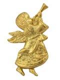 изолированный ангел Стоковое Фото