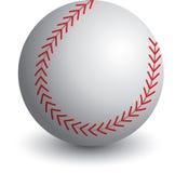 изолированный бейсбол иллюстрация вектора