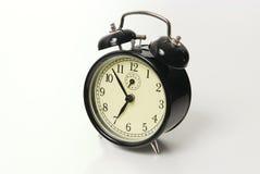 изолированный будильник стоковое изображение