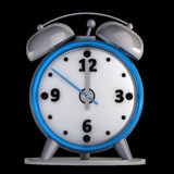 изолированный будильник Стоковые Фото