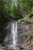 изолированный водопад Стоковая Фотография RF