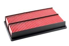 изолированный воздушный фильтр Стоковое фото RF