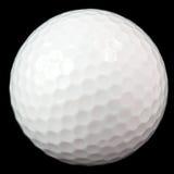 изолированный гольф шарика Стоковое Изображение
