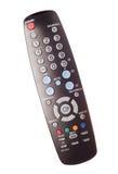 изолированный дистанционный tv Стоковые Фото