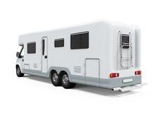 Изолированный жилой фургон Стоковые Изображения RF