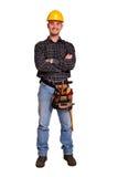 изолированный инструмент человека Стоковая Фотография RF