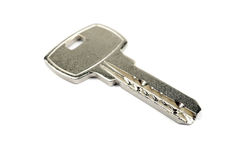 изолированный ключ стоковая фотография rf