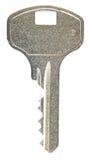 изолированный ключ Стоковые Изображения RF