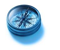 изолированный компас Стоковое фото RF