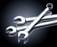 Изолированный комплект ключа Стоковые Фотографии RF