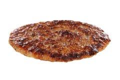 Изолированный пирожок гамбургера Стоковое Изображение