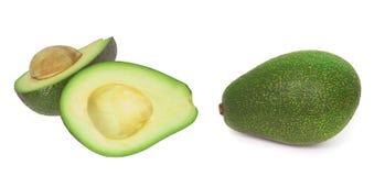 Изолированный плодоовощ авокадоа Стоковое Изображение RF