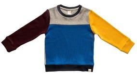Изолированный пуловер детей Стоковое фото RF