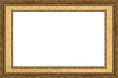 Изолированный, рамка фото, картинная рамка Стоковые Фото