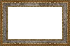 Изолированный, рамка фото, картинная рамка Стоковое фото RF