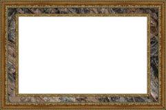 Изолированный, рамка фото, картинная рамка Стоковая Фотография RF