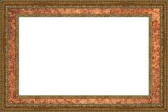 Изолированный, рамка фото, картинная рамка Стоковые Изображения RF