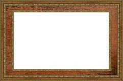 Изолированный, рамка фото, картинная рамка Стоковое Изображение RF