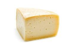 изолированный сыр Стоковое Изображение