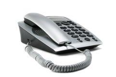 изолированный телефон Стоковая Фотография