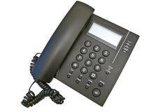 изолированный телефон Стоковые Фото