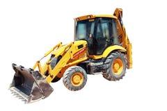 изолированный трактор Стоковая Фотография RF