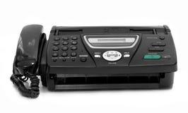 Изолированный факс стоковые фото