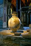 изолированный фонтан Стоковая Фотография RF