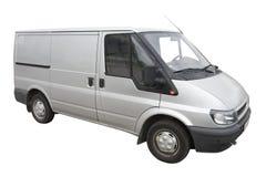 изолированный фургон Стоковые Фотографии RF