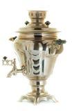 изолированный чайник samovar стоковые фотографии rf