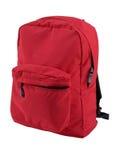 изолированный backpack Стоковая Фотография RF