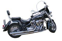 изолированный bike Стоковое фото RF