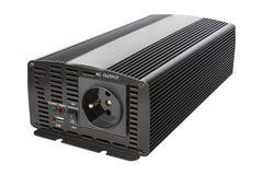Изолированный DC к инвертору мощьности импульса для автомобиля и панели солнечных батарей стоковые фото
