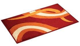 изолированный doormat Стоковое фото RF