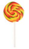 Изолированный Lollipop Стоковое Фото