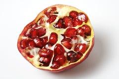 изолированный pomegranate Стоковое фото RF