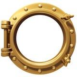 изолированный porthole