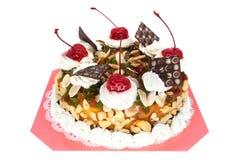 Изолированный Torte Стоковое Изображение RF