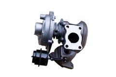 изолированный turbo Стоковое Изображение RF