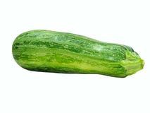 изолированный zucchini Стоковая Фотография RF