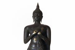 изолят Будды Стоковые Фотографии RF