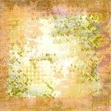 изощренное предпосылки абрикоса grungy мягкое Стоковое Фото