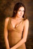 изощренный портрет повелительницы Стоковые Фотографии RF